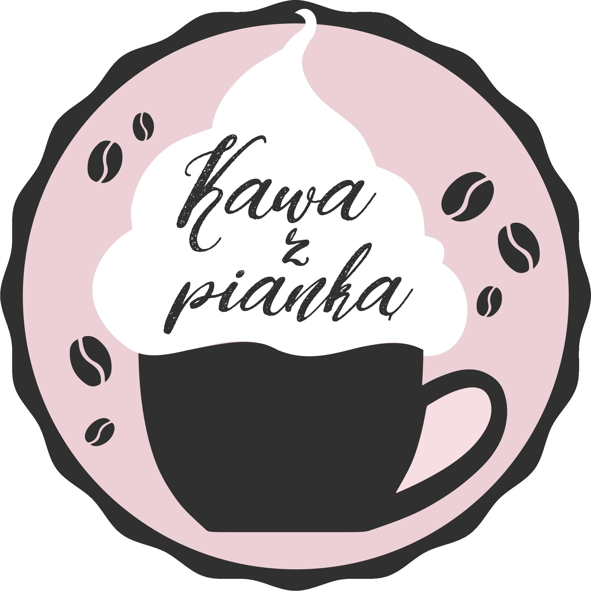 kawa z pianka